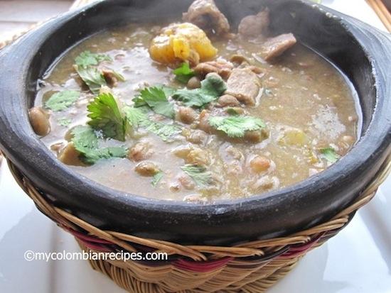 Sopa de Guandu