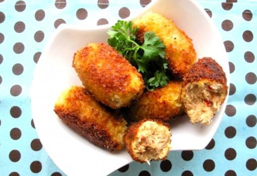 """<span class=""""p-name"""">Chicken Croquettes (Croquetas de Pollo)</span>"""