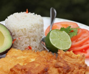 Pescado Aborrajado (Colombian-Style Battered Fish)