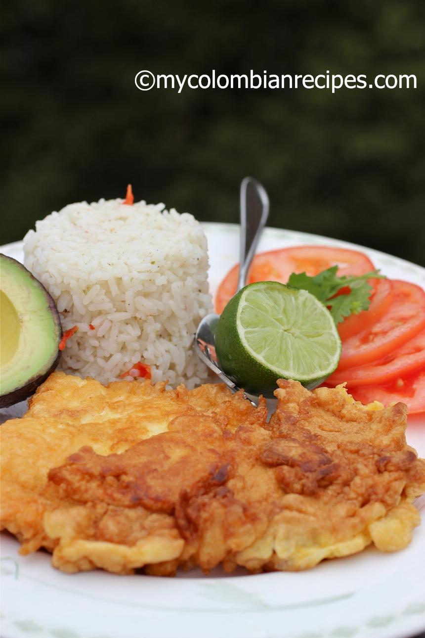 Pescado Aborrajado (Colombian-Style Battered Fish)