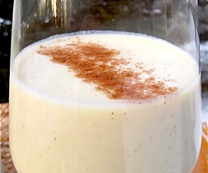 Sabajon Colombiano(Colombian-Style Eggnog)