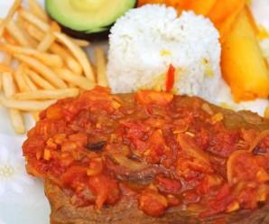Sobrebarriga a la Criolla Colombiana |mycolombianrecipes.com
