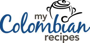 My Colombian Recipes Logo