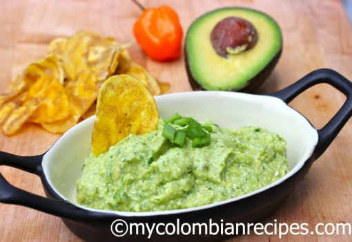 "<span class=""p-name"">Ají de Aguacate (Colombian Hot Avocado Sauce)</span>"