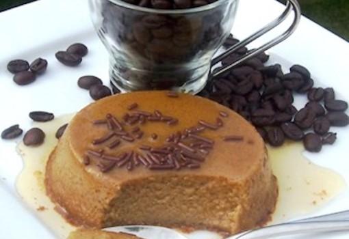 Coffee Flan  Flan De Cafe