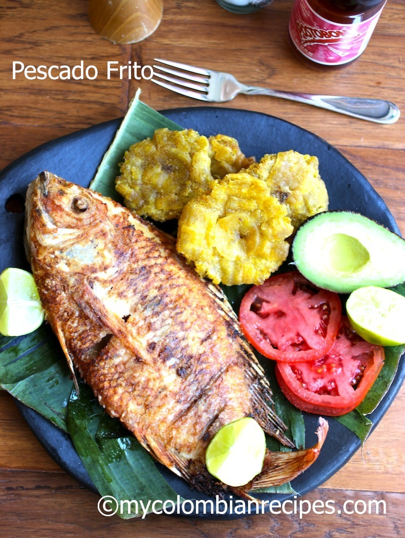 Pescado frito colombiano colombian style fried whole fish my pescado frito colombiano colombian style fried whole fish forumfinder Image collections