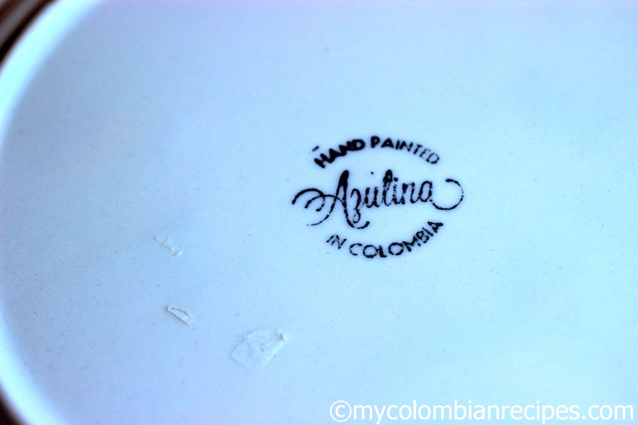 Azulina Ceramics (Hand Painted in Colombia)