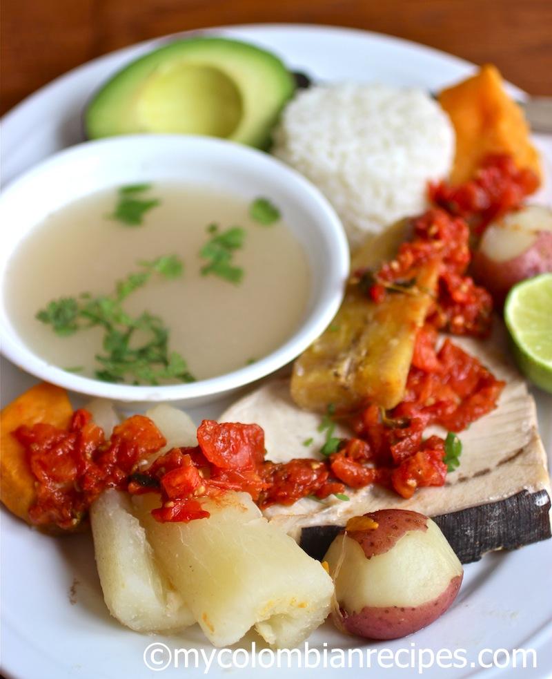 Viudo de Pescado (Fish Widower) | My Colombian Recipes