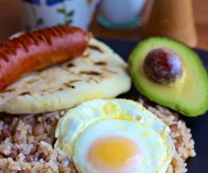 Colombian Breakfast