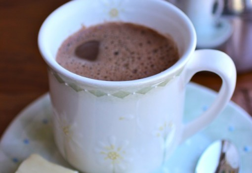 "<span class=""p-name"">Chocolate Caliente con Agua (Hot Chocolate with Water)</span>"