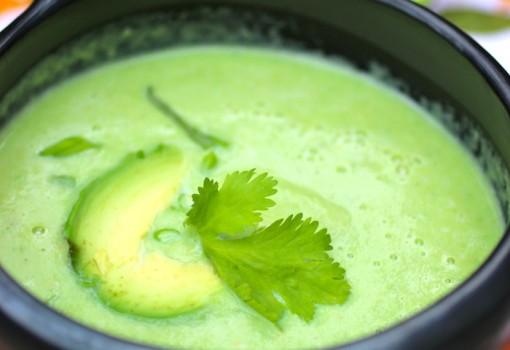 """<span class=""""p-name"""">Crema de Aguacate (Colombian Creamy Avocado Soup)</span>"""