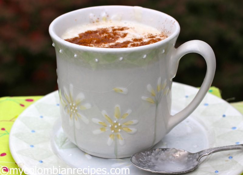 La Macana (Colombian Hot drink)