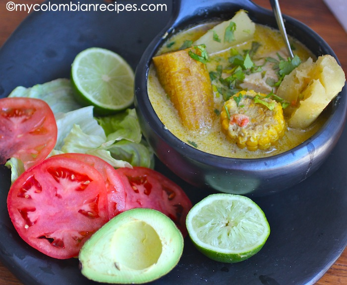 Sancocho de Pescado con Coco (Fish and Coconut Soup)