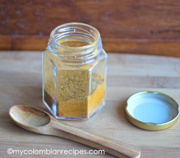 Homemade Powdered Seasoning