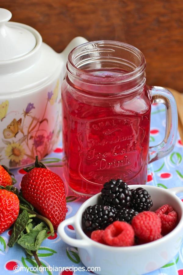 Aromática de Frutas (Fruit Tea)