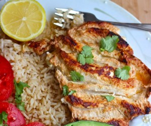 Receta de Pollo a la Plancha (Colombian-Style Grilled Chicken Breast)