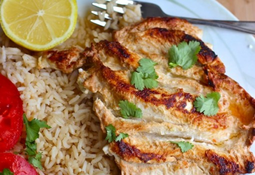 "<span class=""p-name"">Pollo a la Plancha (Colombian-Style Grilled Chicken Breast)</span>"
