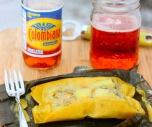 Receta de Tamales Colombianos