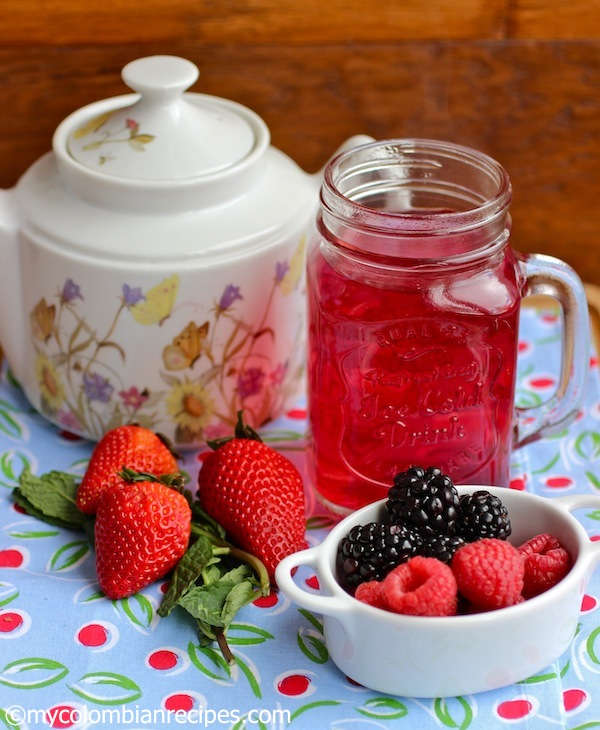 Aromática de Frutas (Fruit Tea)