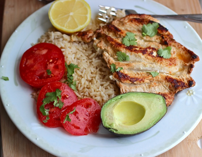Pollo a la Plancha (Colombian-Style Grilled Chicken Breast)