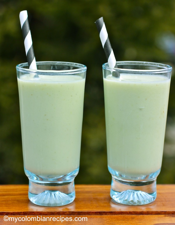 Fresco de Aguacate (Avocado Juice)