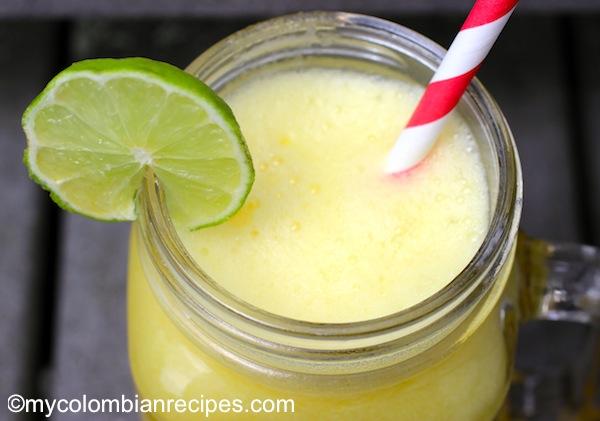 limonada de pina recipe