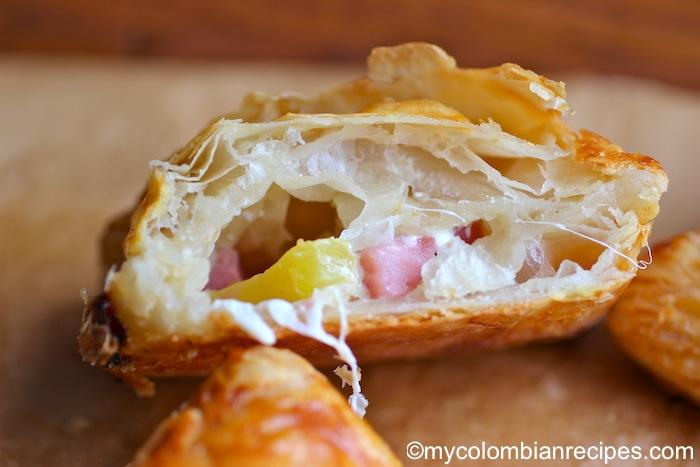 Pastel Hawaiano (Hawaiian Pastries)