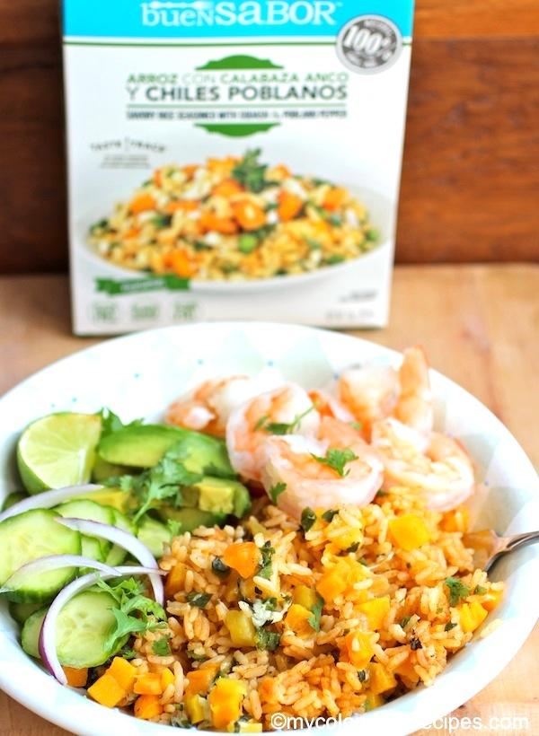 Simple Meals with Buen Sabor