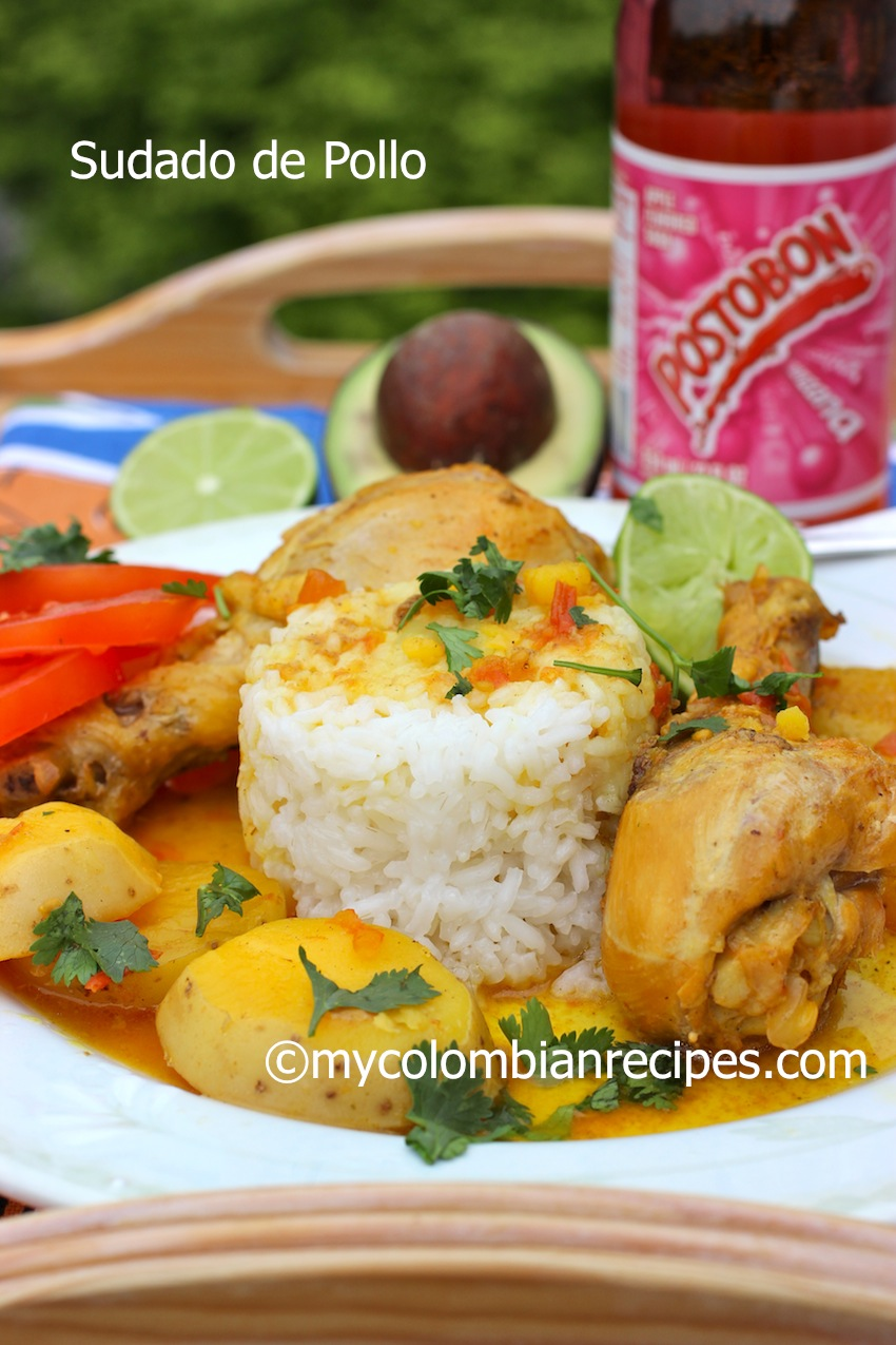 10 traditional colombian main dishes you must try my colombian recipes sudado de pollo this chicken stew is one of the most popular dishes in colombian homes its delicious served with white rice on the side which soaks up forumfinder Images
