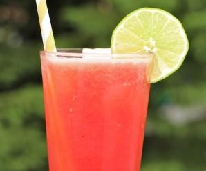 Limonada de Sandía (Watermelon Limeade)