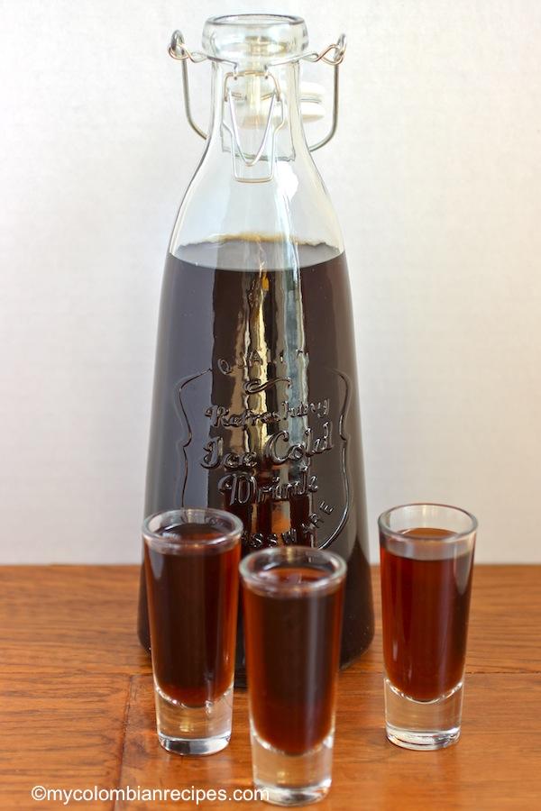 Mistela de Café (Coffee Liqueur)