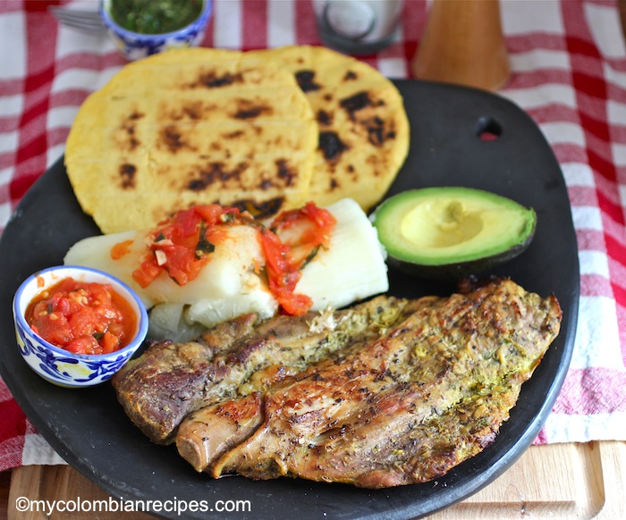 Asado Huilense (Huilense-Style Roast)