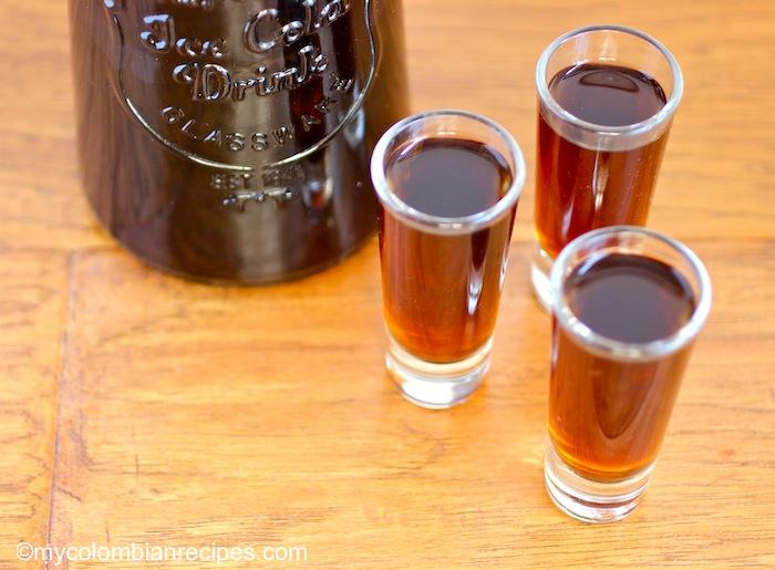 how to make easy fruit liqueur