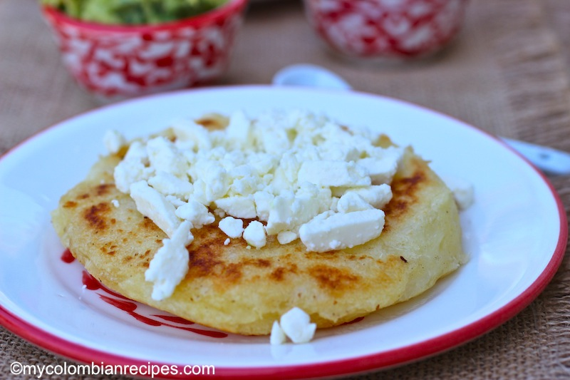 Arepas De Yuca My Colombian Recipes