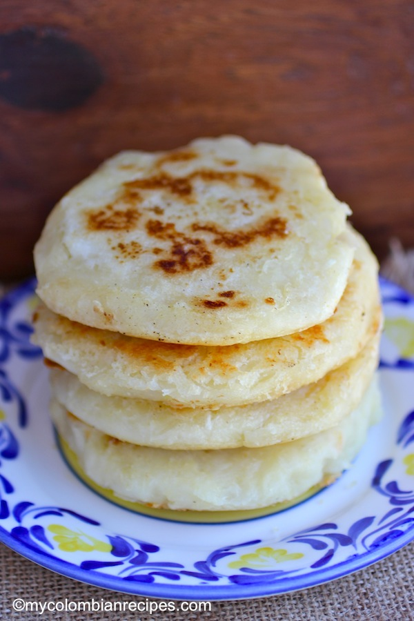 Arepas De Yuca Cassava Arepas My Colombian Recipes