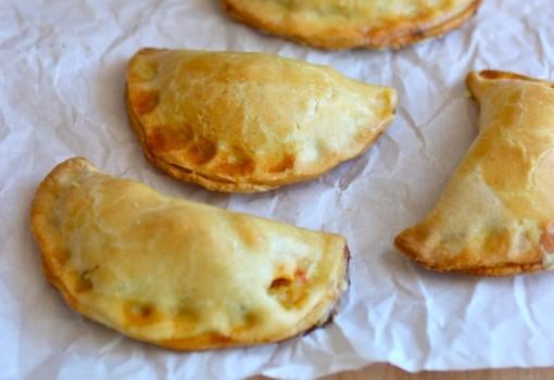 Simple Empanada Dough for Baking