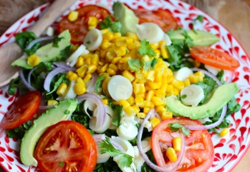 "<span class=""p-name"">Ensalada de Palmitos y Maíz (Hearts of Palm and Corn Salad)</span>"