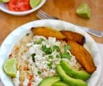 Arroz Atollado de Cangrejo (Crab and Coconut Creamy Rice) |mycolombianrecipes.com