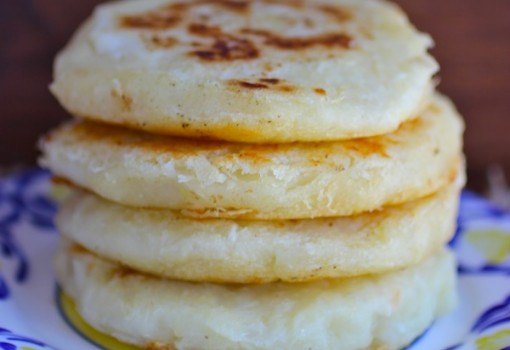 What are Arepas?