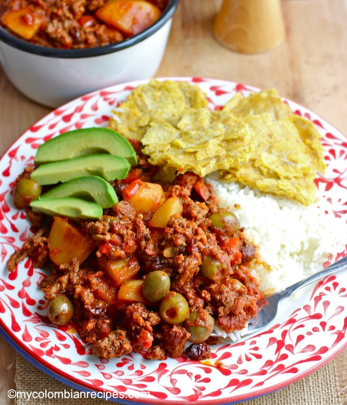 Cuban Picadillo Recipe | Ingrid Hoffmann | Food Network