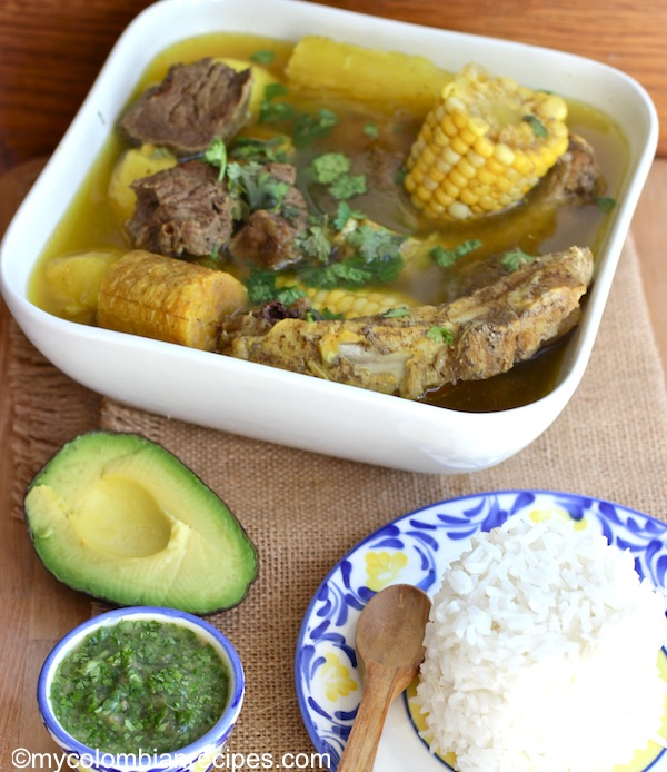 Here are more variations of Colombian sancochos: