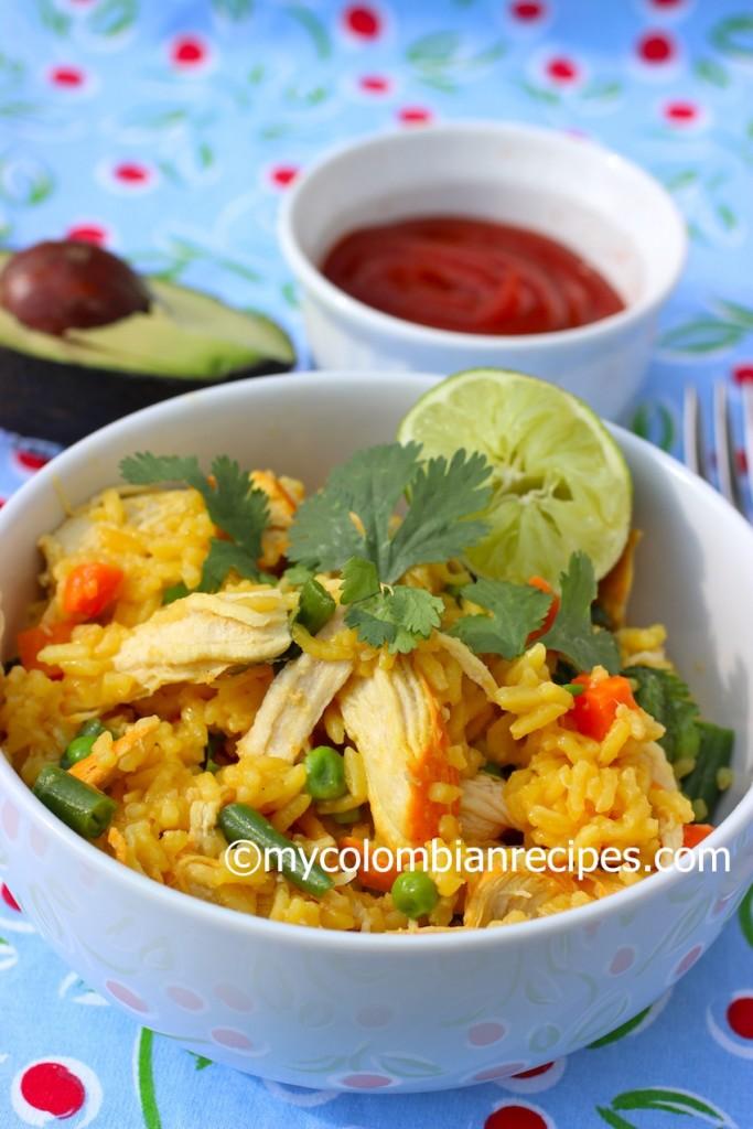 10 Simple Chicken Recipes mycolombianrecipes.com