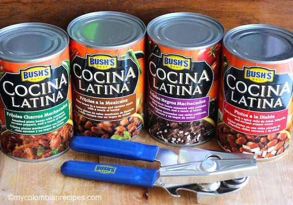 Bush Cocina Latina