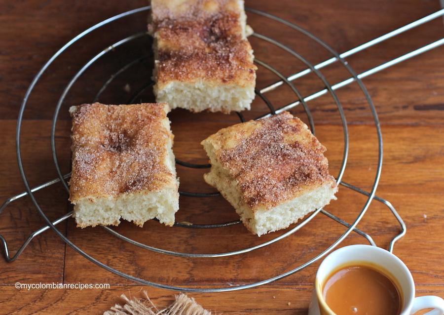 Cinnamon Focaccia Bread