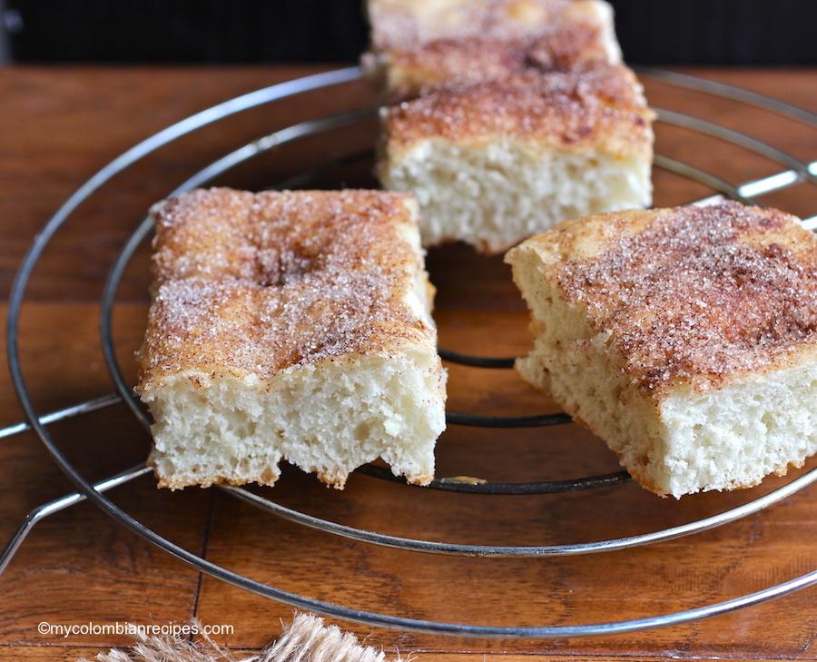 Sweet Focaccia Bread