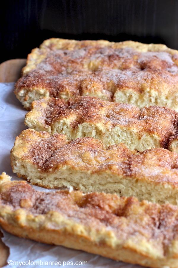 Sweet Focaccia Bread Recipe