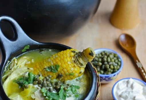 7 Comforting Chicken Soups |mycolombianrecipes.com