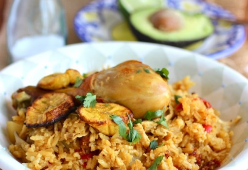 10 Hearty Rice Main Dishes