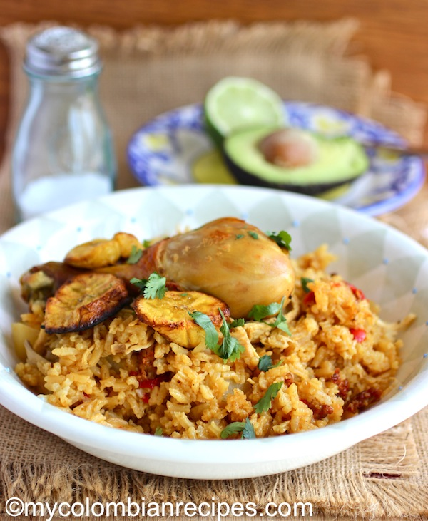 10 Hearty Rice Dishes |mycolombianrecipes.com