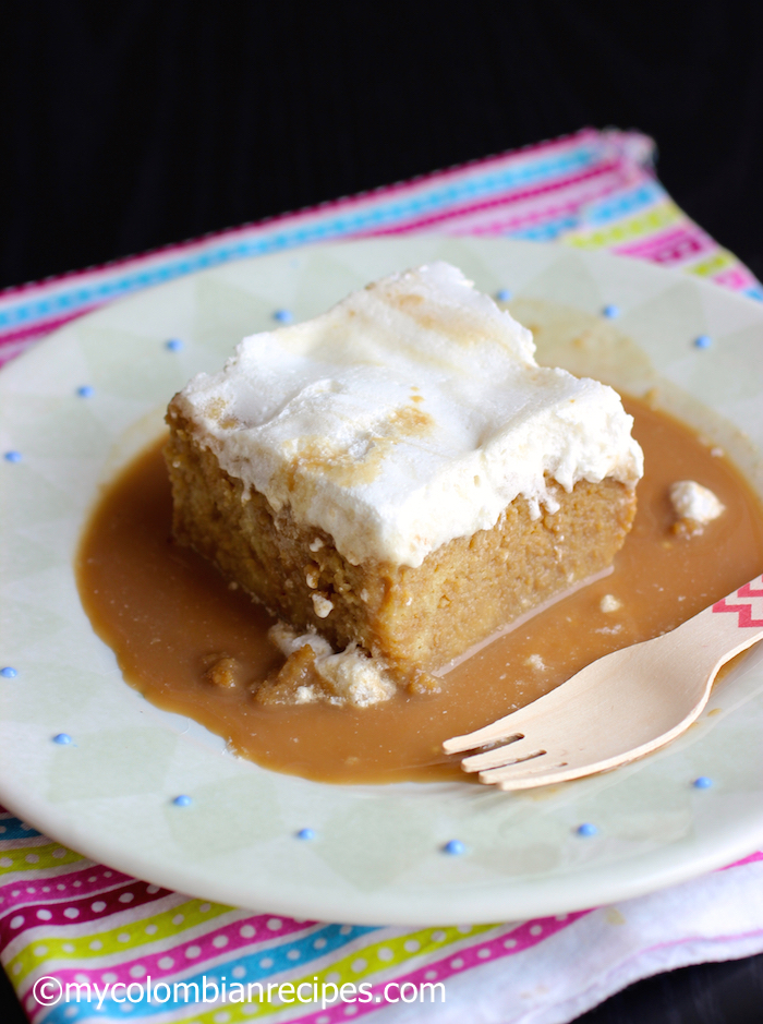 tres leches cakes are a favorite of mine they come together easily and ...